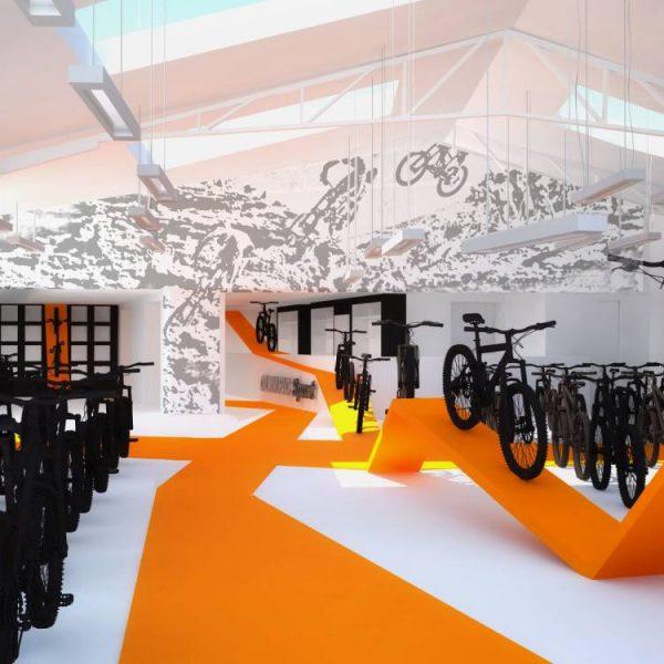 Olimpiq w Białymstoku projekt inwestycji w Archime