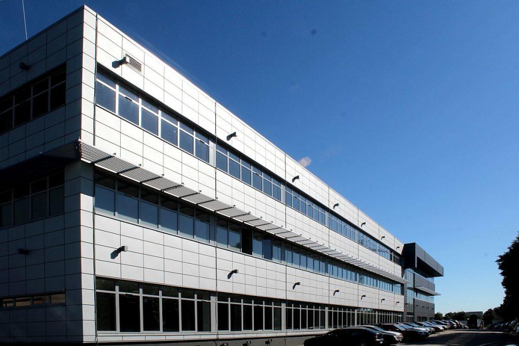 Budynek usługowy Białystok