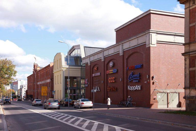 Centrum handlowo-usługowe ALFA