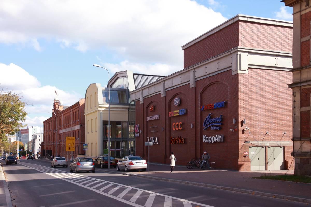 Alfa w procesie inwestycyjnym Białystok
