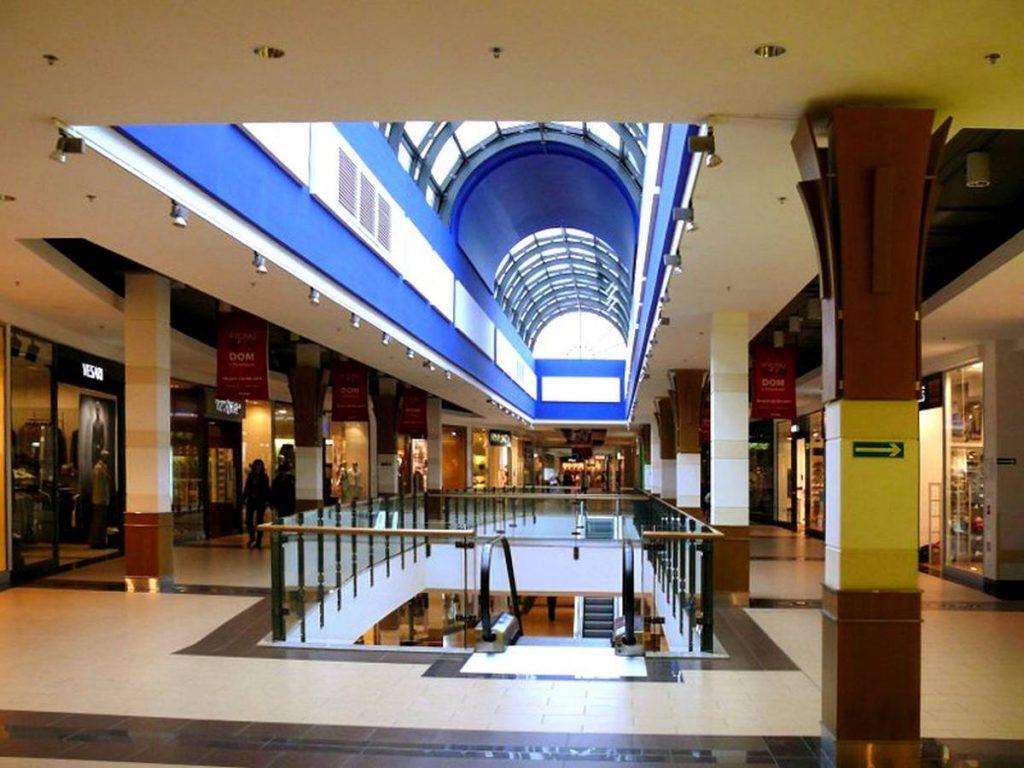 Centrum usługowo handlowe Białystok Alfa
