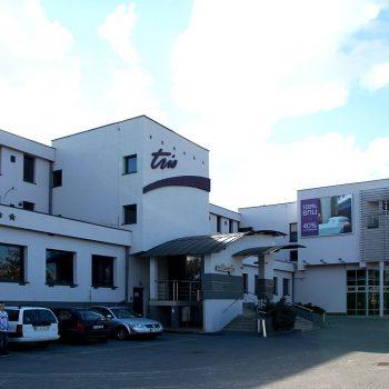 Rozbudowa w hotelu w Białymstoku