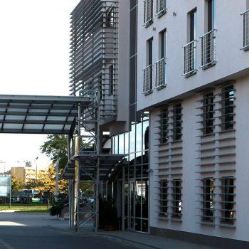 Nadzór budowlany nad biurem projektowym Białystok