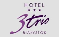 Hotel Trio w biuro projektowe Białystok
