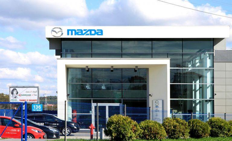Mazda Gołembiewscy