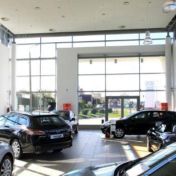 Inwestycje projektowe Mazda Białystok