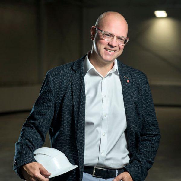 Maciej Ejdys z biura projektowego Białystok