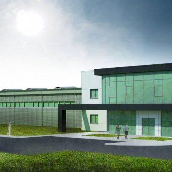 Wersja budynku przed projektem budowlanym Białystok
