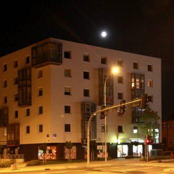 Budynek po nadzorze inwestycyjnym Białystok