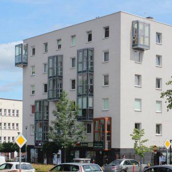 Nadzór budowlany w budynku inwestycyjnym Białystok